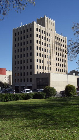 10 story building downtown San Angelo, TX